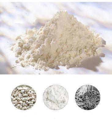 Tảo Hóa Thạch Diatomite